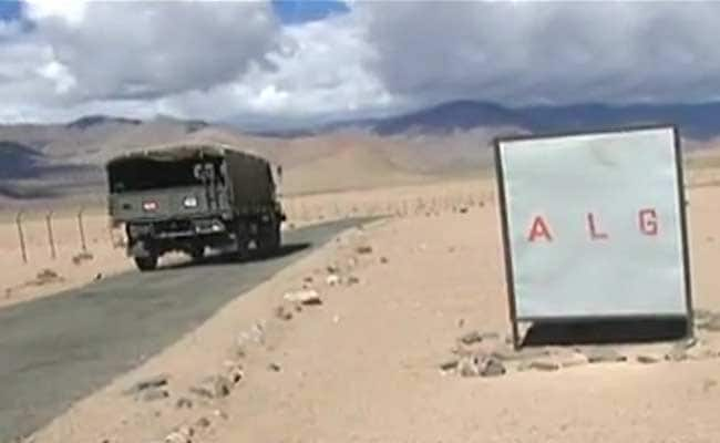 Amid Doklam Standoff, Centre Wants To Speed Up Roads Along China Border
