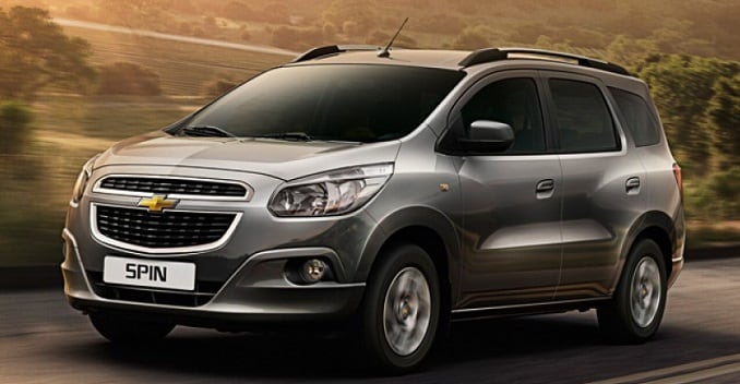 Chevrolet Trailblazer SUV, Spin MPV to Be Launched in ...