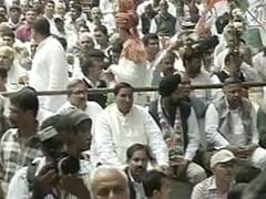 After Anna, a Congress Rally to Pressure Modi Government on Land Law
