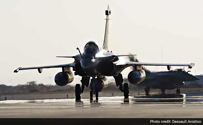 Rafale Fighter Jet Negotiations to Start This Month: Defence Minister Manohar Parrikar