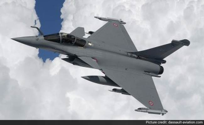 Confident Rafale Will Win $12 Billion Indian Air Force Deal: Dassault Chief to NDTV