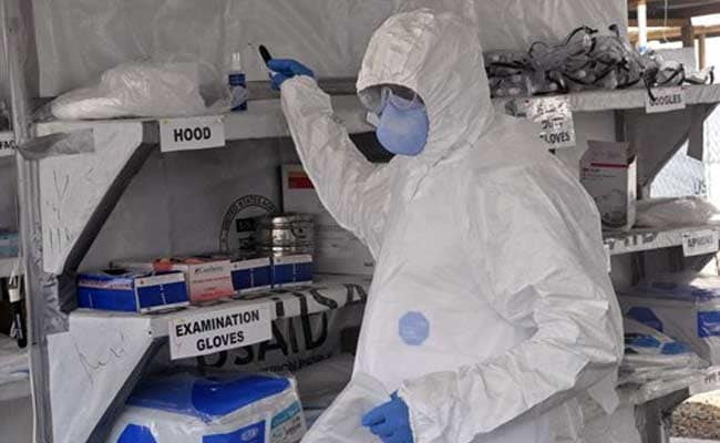 Japanese Firm Says Ebola Drug Tests Offers 'Hope'