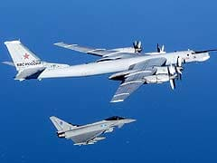Britain Scrambles Fighter Jets to Escort Russian Bombers