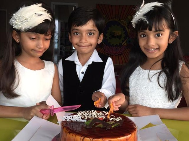 Farah Khan on Triplets' Birthday: Never too Late For Happy Childhood