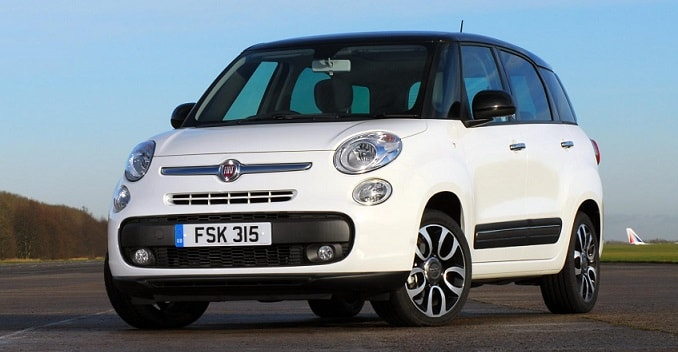 new car launches by fiatFiat 500L MPV to Be Launched in India  NDTV CarAndBike