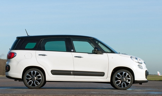 fiat new release carFiat 500L MPV to Be Launched in India  NDTV CarAndBike