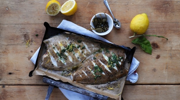 Cooking Fish is Simple: Just Do it With Sole