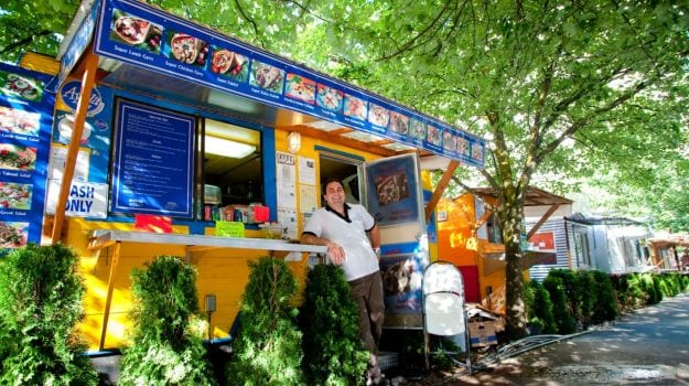 Foodie Heaven in a Parking Lot - What's The Secret of Portland's Success?