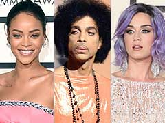What Made the Grammys Epic: Bizarre Fashion, Strange Hair and Prince
