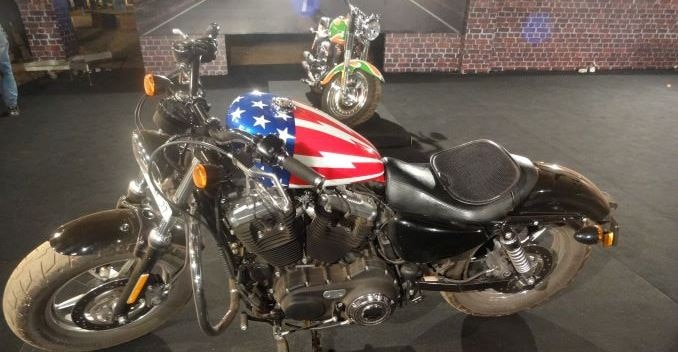 Harley Davidson 2015 IBW