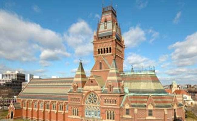 Tamil Nadu To Give Rs 10 Crore To Harvard University For Tamil Chair