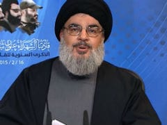 """Hezbollah Chief Vows """"Proportionate"""" Response To Any Israel Air Strike"""