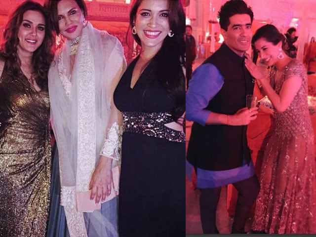 A-List Guests at Sanjay Hinduja, Anu Mahtani's Big Fat Udaipur Wedding