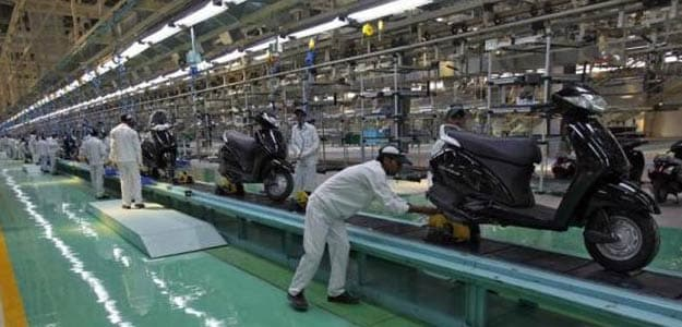 Honda decides to defer commissioning of additional assembly line at scooter plant