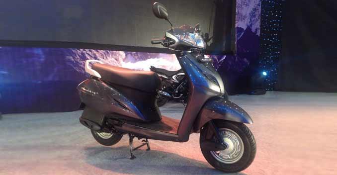 Honda Activa 3G Scooter