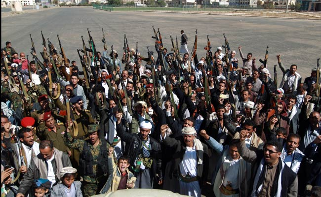 Houthi Militia Forms 'Security Commission' After Yemen Takeover