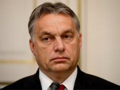Europe Risks Being 'Destabilized' By Migrant Crisis: Hungary PM
