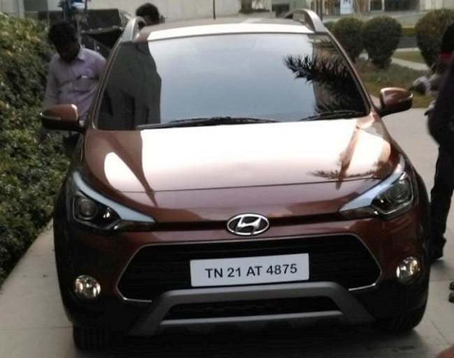 Hyundai i20 Active Crossover picture