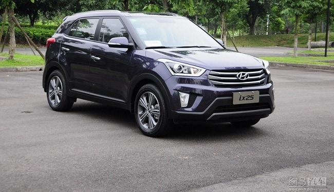 hyundai ix25 will be called 39 creta 39 launch soon ndtv. Black Bedroom Furniture Sets. Home Design Ideas