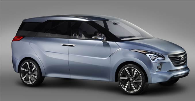 The company showcased the Hexa Space in 2012, signalling an incling to launch an MPV
