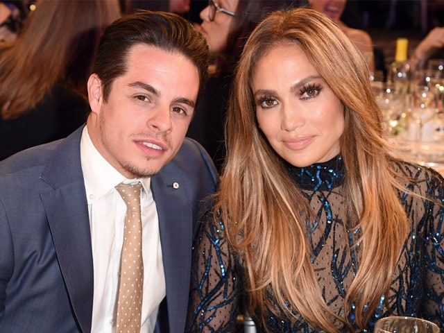 Jennifer Lopez Attends Big Sean's Concert With Casper Smart?