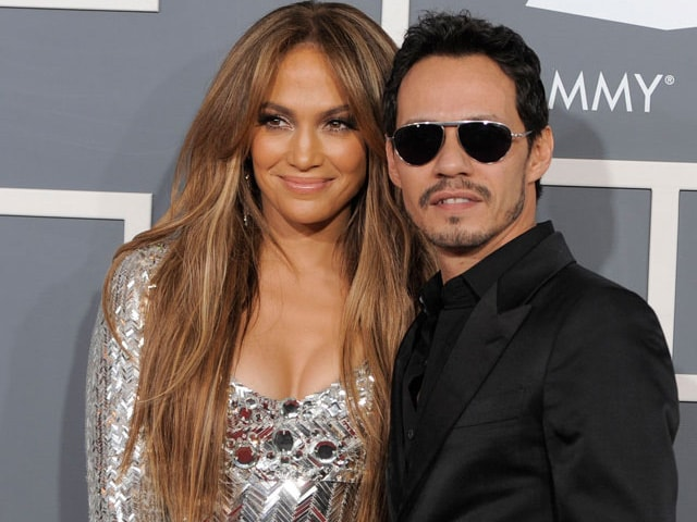 Jennifer Lopez's Ex-Husband Marc Anthony Says He's Proud of Her