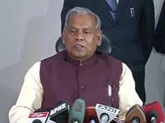 Former Bihar Chief Minister Jitan Ram Manjhi Quits Opposition Grand Alliance