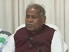 Former Bihar Chief Minister Jitan Manjhi Could Float Party Before Assembly Polls