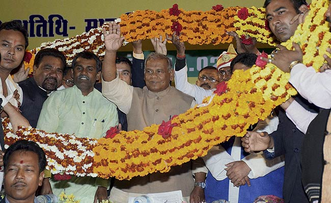 Will Not Be 'A Rubber Stamp', Jitan Ram Manjhi Had Said. He Delivered.