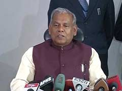 Bihar Crisis: BJP Likely to Support Chief Minister Jitan Ram Manjhi During Trust Vote, Say Sources
