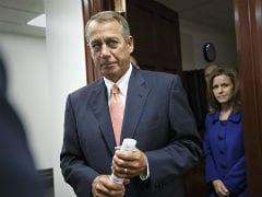 United States House Speaker John Boehner To Resign Next Month