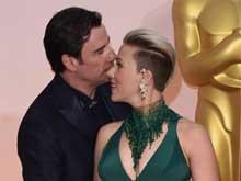 Scarlett Johansson:  John Travolta isn't Creepy