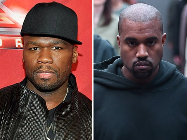 50 Cent Slams Kanye West Over Comment on Beck's Grammy Win