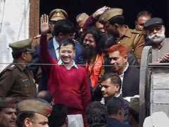 Chief Minister Arvind Kejriwal Holds 'Janata Darbar' in Ghaziabad