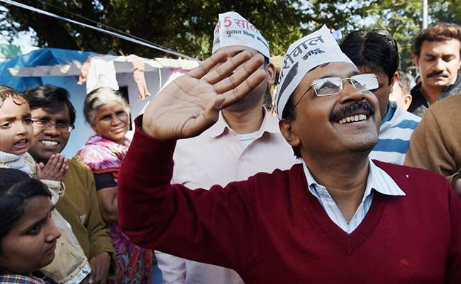 Seven Questions for Aam Aadmi Party in Income Tax Notice