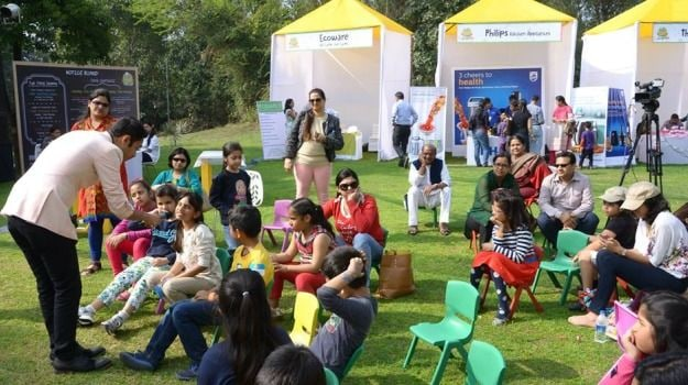 India's First-Ever Food Festival for Kids