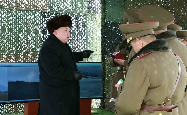 North Korea Confirms 'Successful' Launch Of Ballistic Missile: KCNA