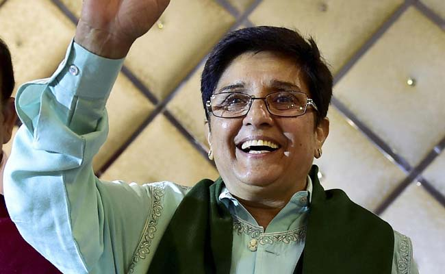 Gates Shut, No Keys, Kiran Bedi Jumps Over Hospital Fence in Puducherry