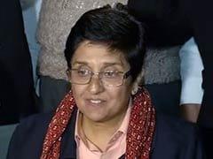 Loss or Win, Will Take Responsibility: Kiran Bedi