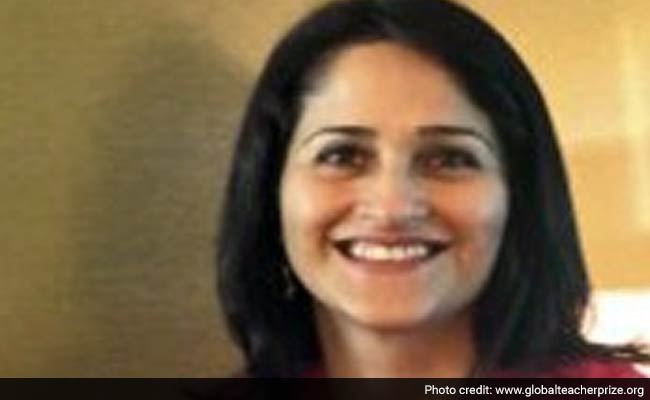 Indian Reaches Final 10 for $1 Million Global Teacher Award