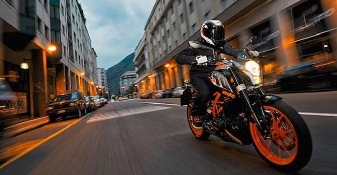 2015 ktm duke 390 launched with few updates - ndtv carandbike