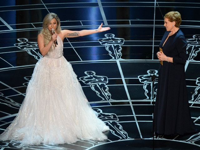 Julie Andrews on Lady Gaga: I Was Always a Fan, But Now We're Friends