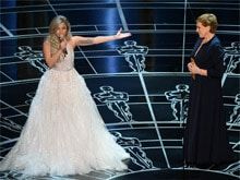 Oscars 2015: Lady Gaga's Moving Tribute to <i>The Sound of Music</i>
