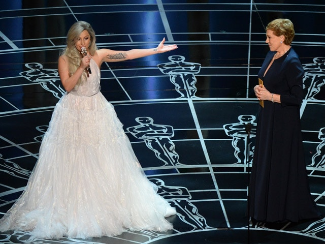 Oscars 2015: Lady Gaga's Moving Tribute to The Sound of Music