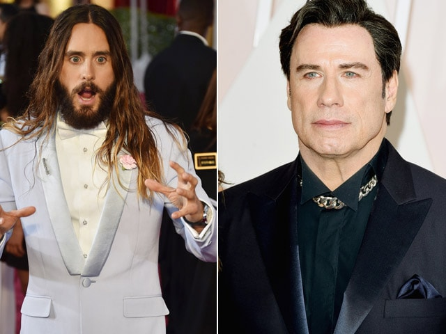 Leto to Travolta: 9 Awesome Oscar Faces