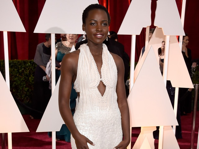 Lupita Nyong'o Stolen Pearl-Encrusted Oscar Gown Recovered by Police