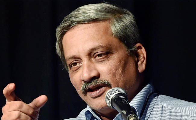 Somalia-Based Piracy Contained: Defence Minister Manohar Parrikar
