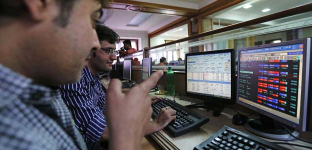 Sensex Pares Gains; Cap Goods Surge on Budget Proposals