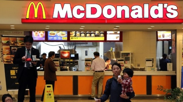 Human Tooth Bites into McDonald's Profits