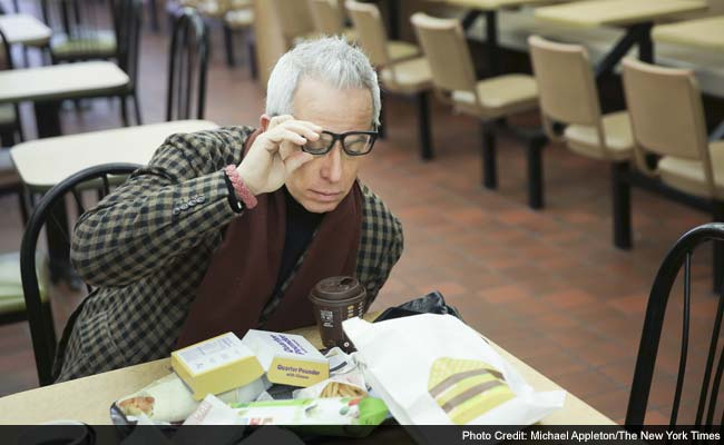 Celebrity Chef Reviews McDonald's, Offers Tips